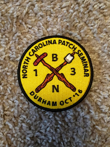 13Battalion Patch Summit Durham