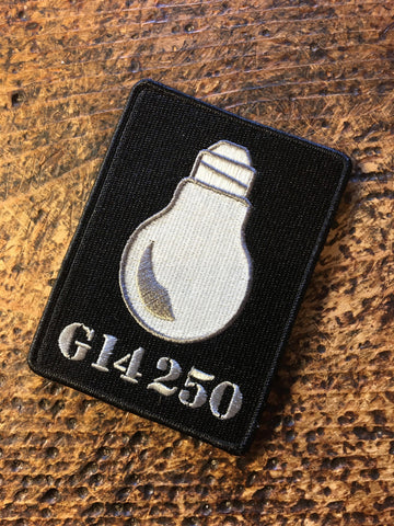 G14 250 Logo Patch