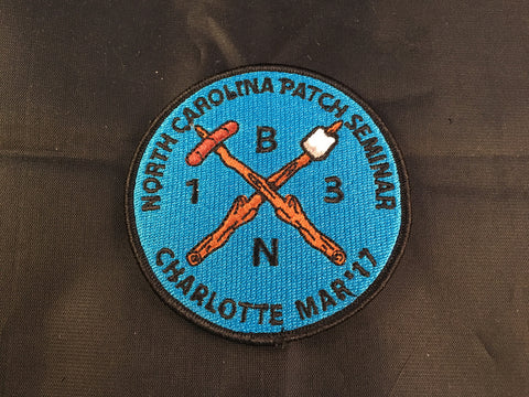 13Battalion Patch Summit Charlotte