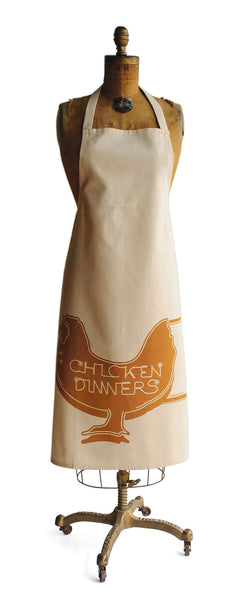 Chicken Dinners Apron