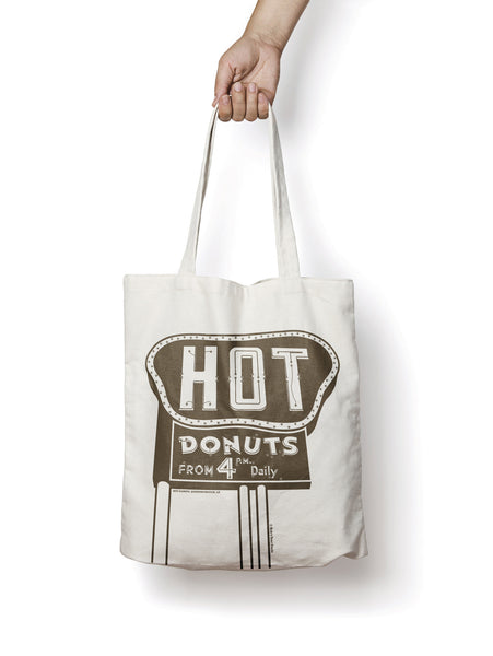 Hot Donuts Tote