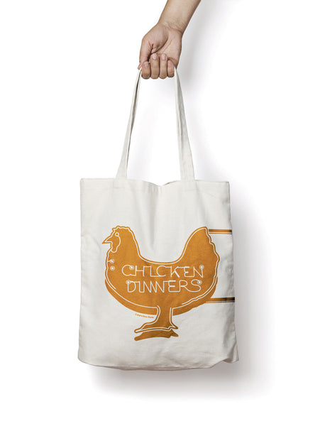 Chicken Dinners Tote