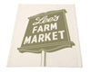 Lee's Farm Tea Towel