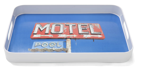 Motel Pool Tray