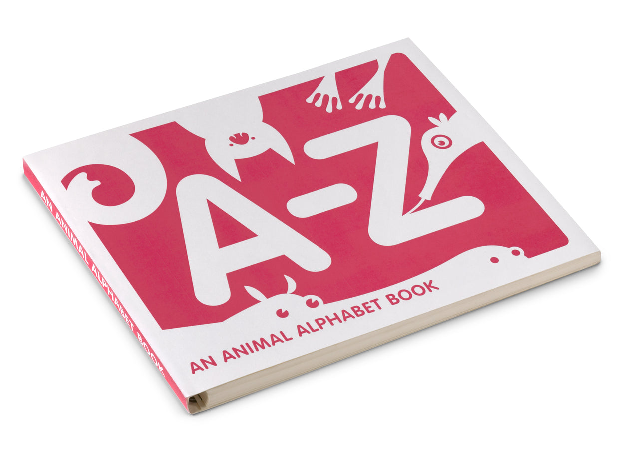 A-Z Animals Book