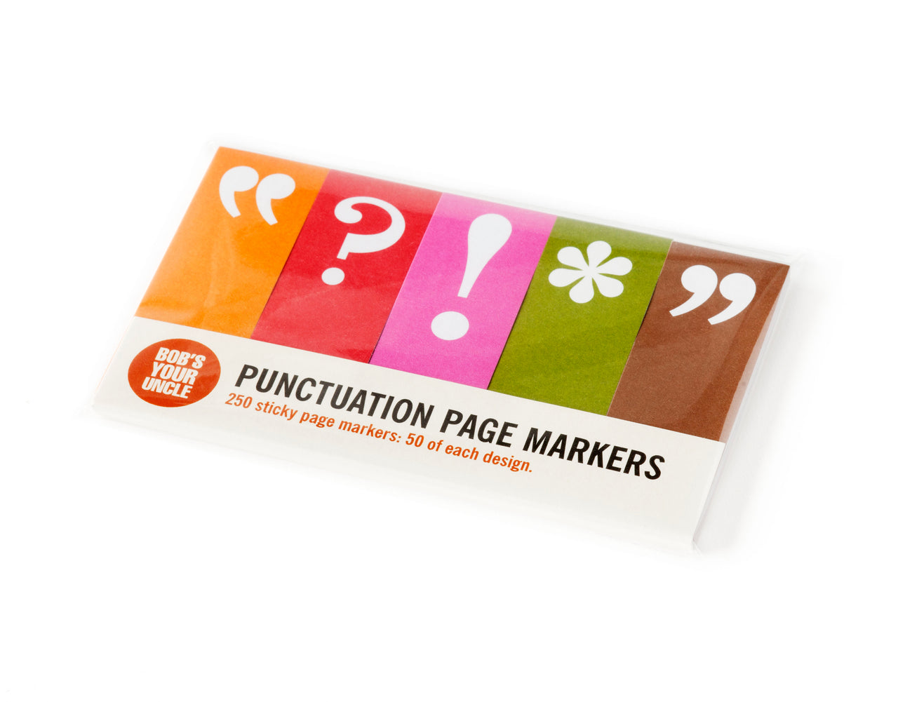 Punctuation Pagemarkers
