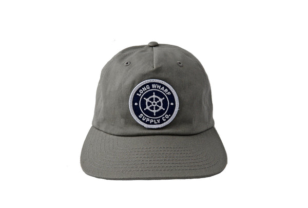 Grey Ensign Hat