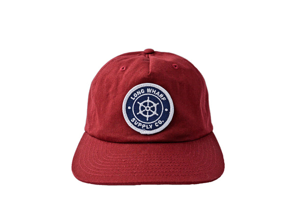Maroon Ensign Hat