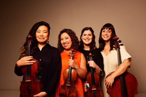 Inbal Segev, cello, & The Aizuri Quartet on Saturday, July 3, 2021