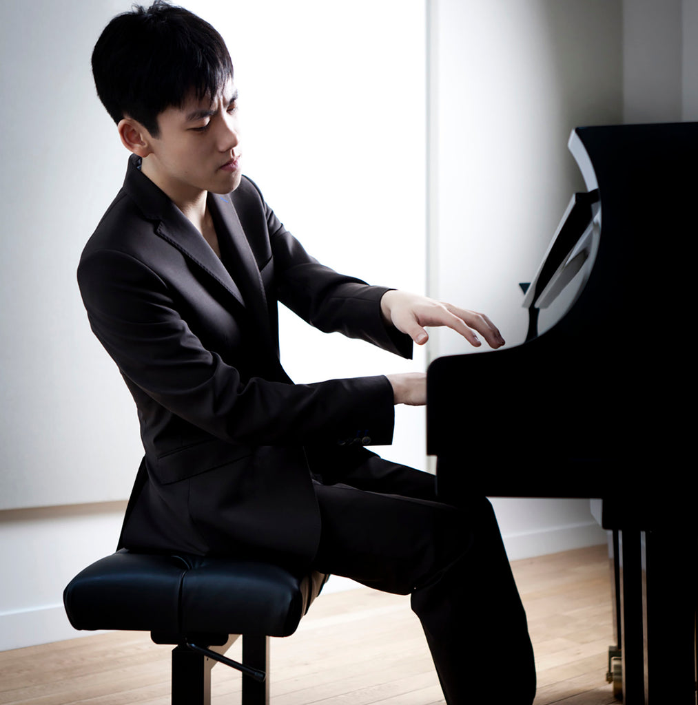 Haochen Zhang, piano: August 28, 2021 at 8:00pm