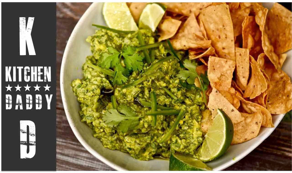 Kitchen Daddy's Classic Guacamole