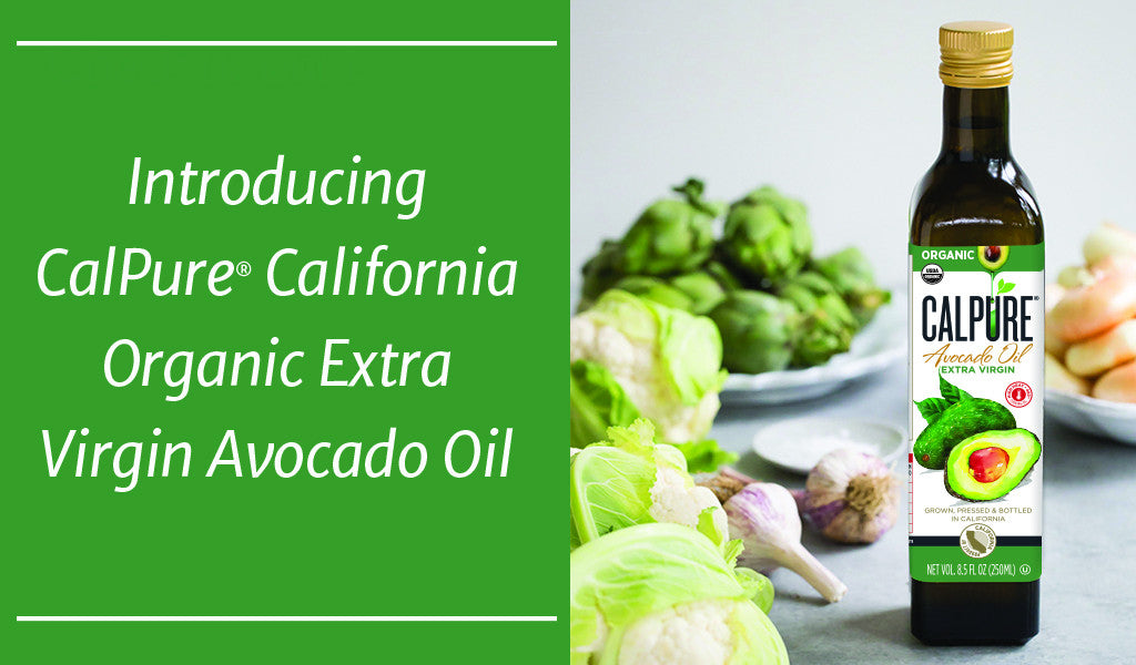CalPure California Extra Virgin Avocado Oil