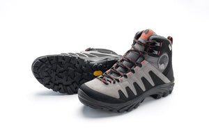 Kameng - Mid eVent Waterproof Hiking Boots - Men's + Women's, Tundra Grey