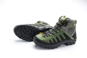 Kameng - Mid eVent Waterproof Hiking Boots - Men's + Women's, Moss Green