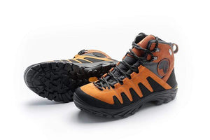 Kameng - Mid eVent Waterproof Hiking Boots - Men's + Women's, Sunset Orange