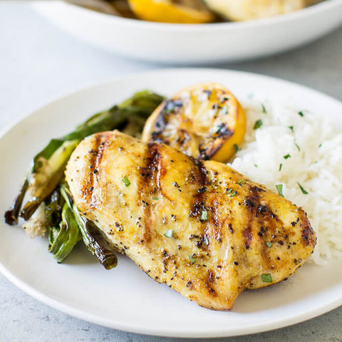 Lemon Pepper Chicken