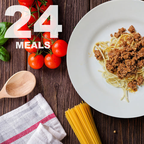 24 Meals Per Week With Protein & Carbs | 6 day Plan |