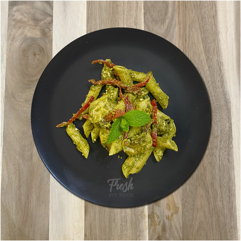 Chicken Basil Pesto Penne