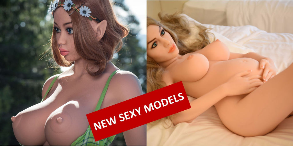 Life-size Pregnant Sex Doll and Elf Fantasy Sexy Doll - New Models