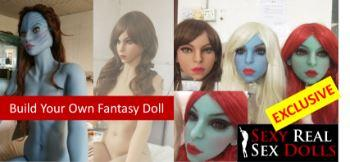 New Exclusive Sex Doll Design