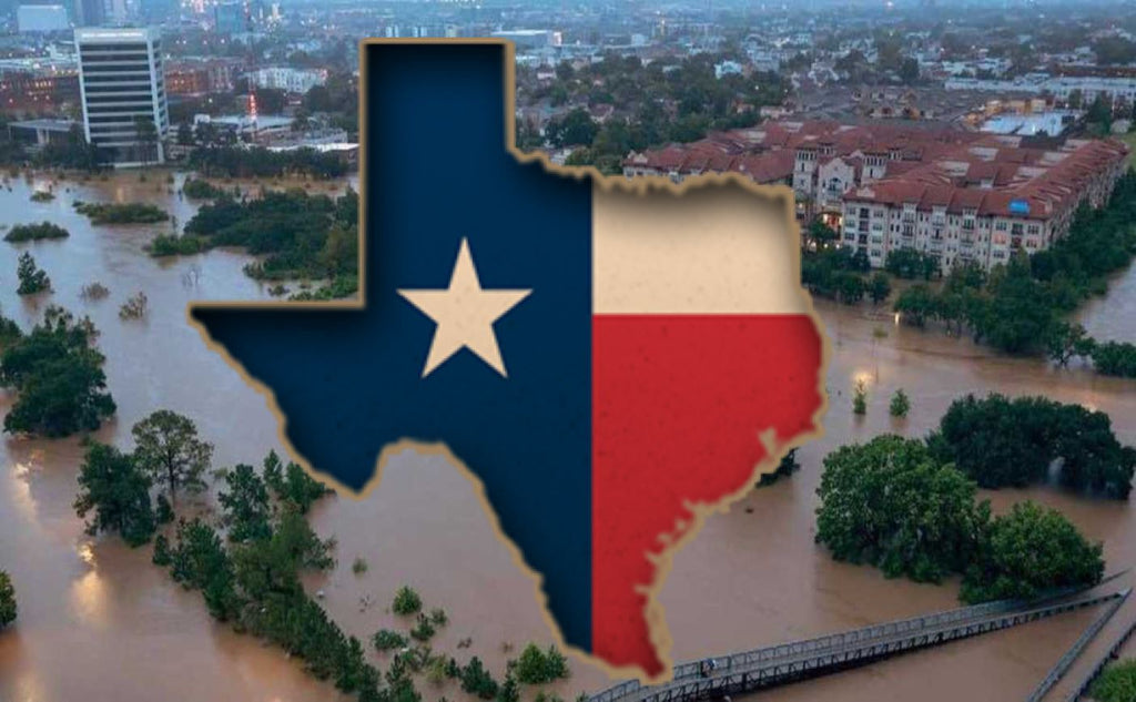 Our Prayers with Hurricane Harvey Victims