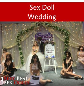 Sex Doll Wedding!