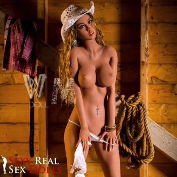cowboy girl sex doll