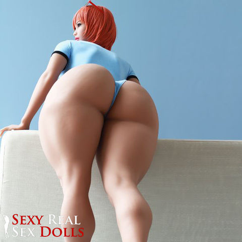 big curvy ass lifesize love doll