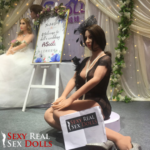 married to sex doll