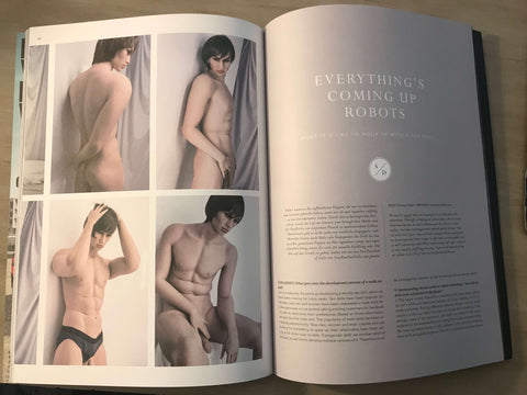 vangardist publication male sex doll