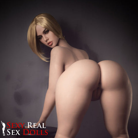 Jasmine sex doll blonde