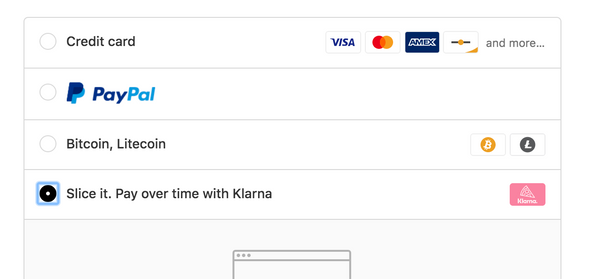 pay over time your sex doll with klarna