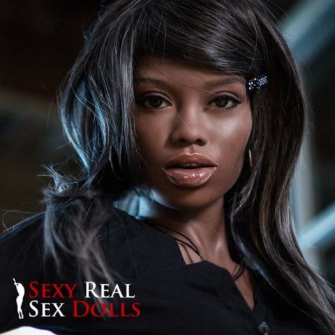 African American Realistic Sex Doll