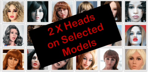 free head with sex doll purchase