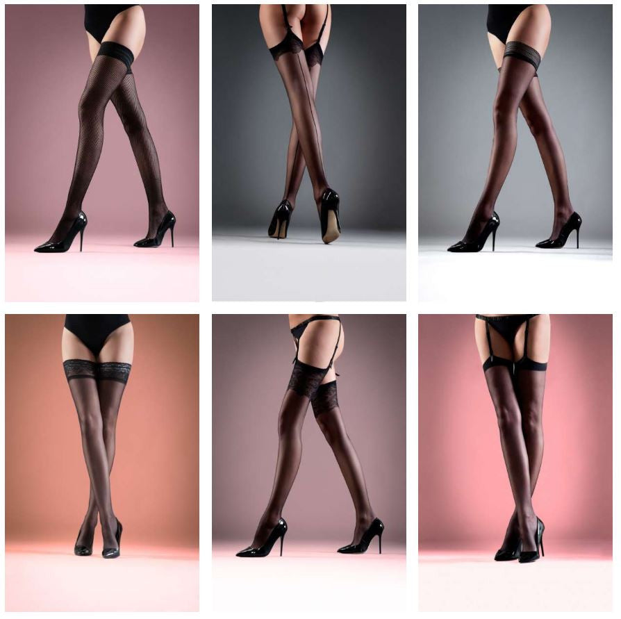 f679beb06 Why stockings are the best plan of action for Hosiery in the spring –  Bluebella