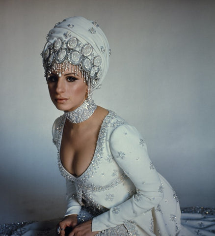 Bluebella Blog - Barbara Streisand