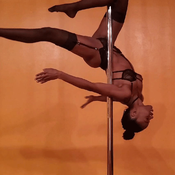 Ashley Fox - Pole dancer