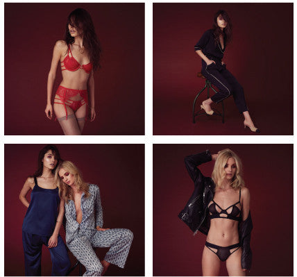 Bluebella Lingerie - AW17 - Curve New York