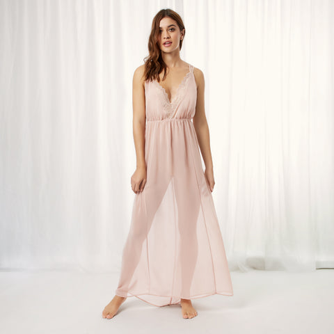 Lily Long Chemise Nightwear