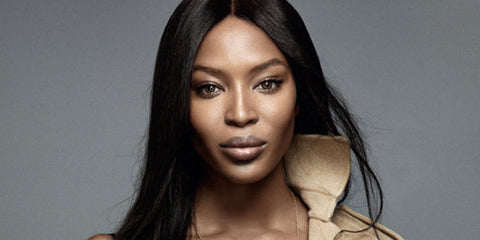 Gender pay gap and inequality - reversal in the fashion and modelling world with women the highest earners Naomi Campbell