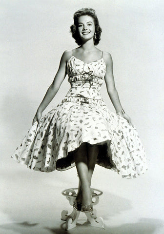 Changing Shape of Women - Natalie Wood