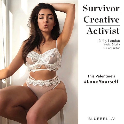 #LoveYourself Gabriela Bra and Thong