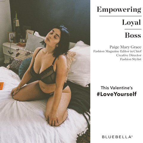 #LoveYourself Hera Bra and Brief