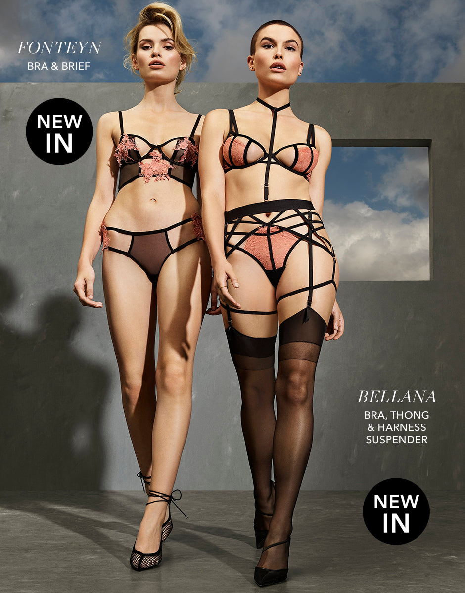 Fonteyn and Bellana - New In