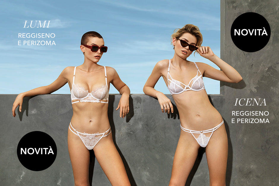 Lumi and Icena - New In
