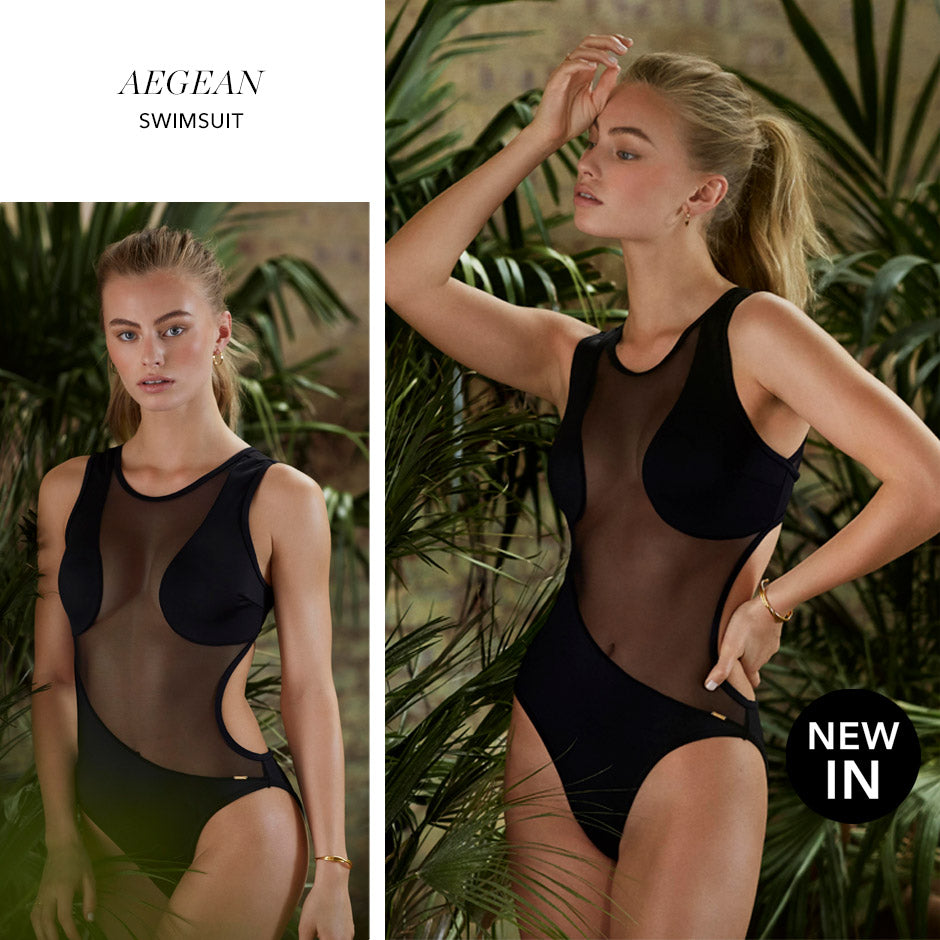 Aegean Swimsuit - New In