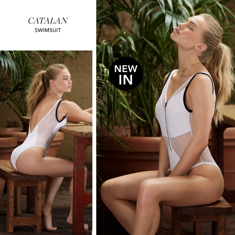 Catalan Swimsuit - New In