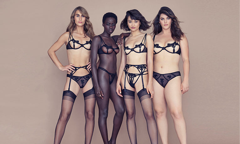 Our #loveyourself models in bestselling Nova