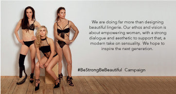 #BeStrongBeBeautiful Campaign