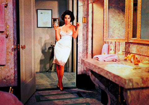 "Elizabeth Taylor in ""Butterfield 8"""